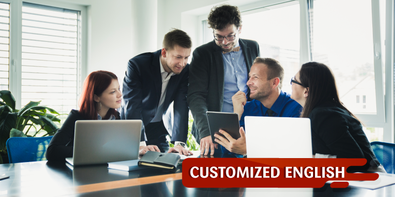 CUSTOMIZED - ENGLISH